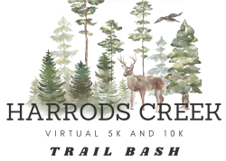 Harrods Creek Trail Bash Virtual 5k/10k