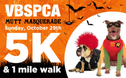Virginia Beach SPCA Mutt Masquerade