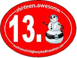 Christmas on the Country Music Highway Half Marathon and 5K