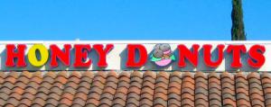 Honey Donuts