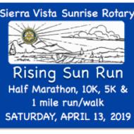 2019 Rising Sun Run Sierra Vista