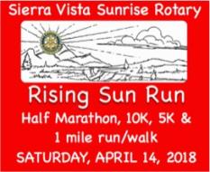 2018 Rising Sun Run Sierra Vista