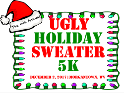 4th Annual Ugly Holiday Sweater 5K Walk/Run