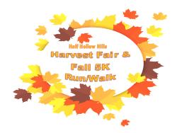 Half Hollow Hills PTA Harvest Fair and Fall 5k