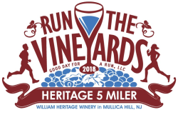 Run the Vineyards - 5 Miler
