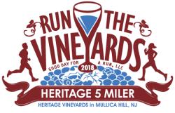 Run the Vineyards - 5 Miler