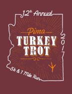 12th Annual Pima Turkey Trot 5K