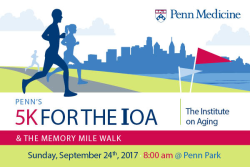 Penn's 5K for the IOA