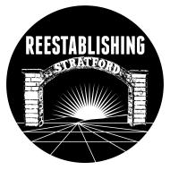 Reestablishing Stratford's 3rd Annual Stratford 5K