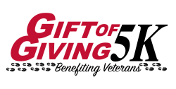 3rd Annual Gift of Giving 5K - Benefiting Veterans