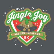 Active Auburn Jingle Jog 5k and Santa Stroll Fun Run