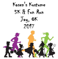 Kasen's Kostume 5k and Fun Run