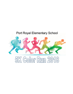 Port Royal Elementary 5K ColorRun