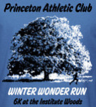 Winter Wonder Run 6K at the Institute Woods