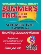 Summer's End Fun Run