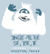 JINGLE ALL THE 5K, 10K, 1K