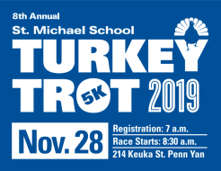 St. Michael School 8th Annual 5K Turkey Trot