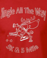Jingle all the way 5K & 5 Mile
