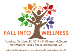 RRRC Volunteers for Fall Into Wellness 5K - Richmond Behavioral Health Authority