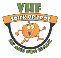 RRRC Volunteers for Trick or Trot 5K - Virginia Hemophilia Foundation