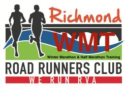 RRRC Winter Marathon & Half Marathon Training (WMT)