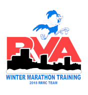 RRRC Winter Marathon & Half Marathon Training