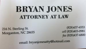 Bryan Jones Law Firm
