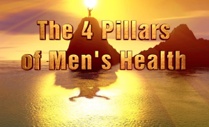 The Four Pillars of Men's Health