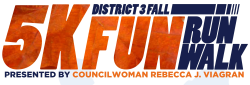 7th Annual District 3 Fall Fest 5K Fun Run/Walk presented by Councilwoman Rebecca J. Viagran Saturday, November 9, 2019