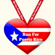 Run For Puerto Rico Virtual 5K
