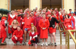 Little Rock Hash House Harriers 19th Annual HashFest Red Dress Weekend