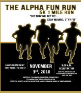 The Alpha Run