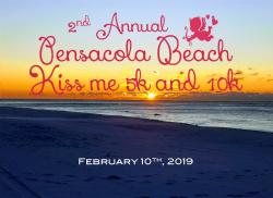 2nd Annual Pensacola Beach Kiss Me 5k and 10k