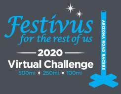 ARR 2020 Festivus Virtual Challenge