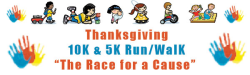 Jr. Hands Across South Texas 10th Annual Thanksgiving 10K 5K Run/Walk