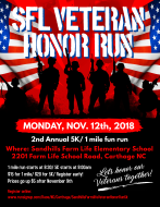 Sandhills Farmlife Veteran Honor Run 5k