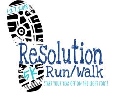 Resolution 5K Run/Walk