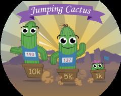 Jumping Cactus 10k/5k/1k Sombrero Fun Run