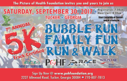 POH Bubble Run 5k