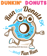 Run for Donuts 5k & Fun Run benefiting SVH Services