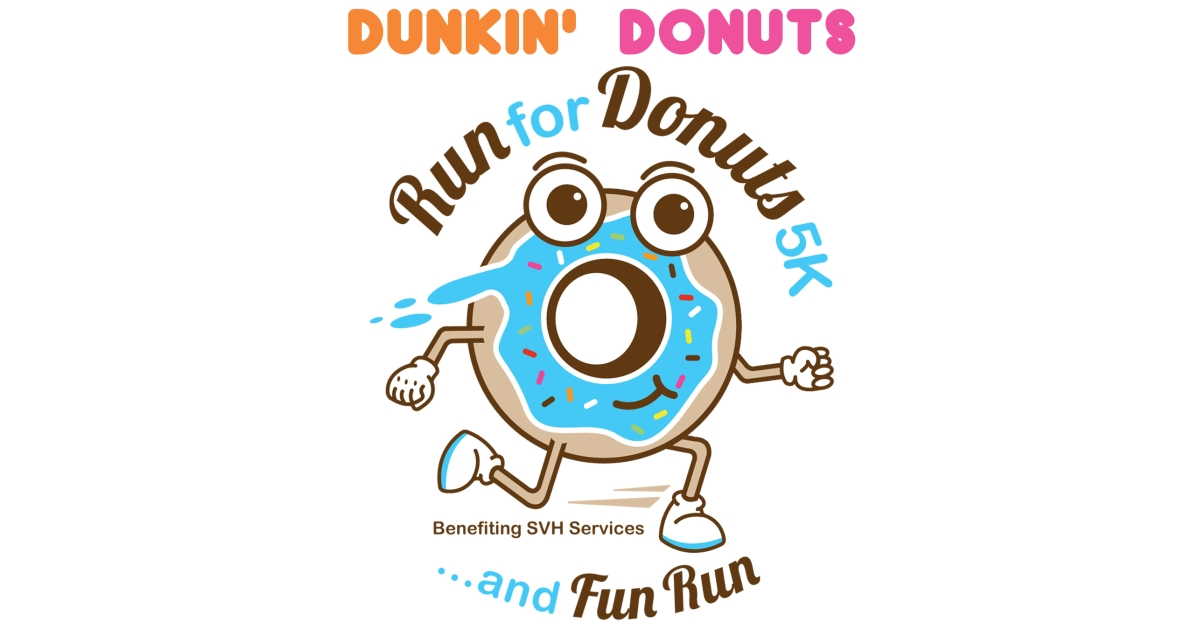 Run For Donuts 5k Fun Run Benefiting Svh Services