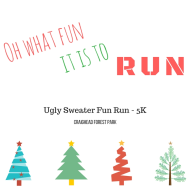 Ugly Sweater Fun Run - 5K