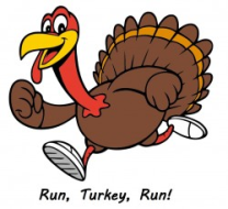 Run, Turkey, Run! 5K/1 Mile
