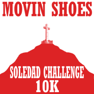 Movin Shoes 40th: Soledad Challenge 10k