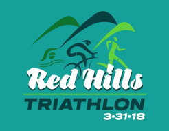 Red Hills Triathlon 2018