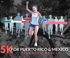 5k Run for Puerto Rico and Mexico/ Disaster Relief