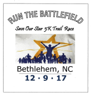 Run The Battlefield SOS 5K Trail Race CANCELLED