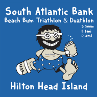 South Atlantic Bank BEACH BUM Triathlon & Duathlon