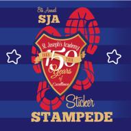 8th Annual SJA Sticker Stampede 5K & 10K