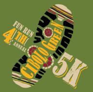 4th Annual Champions Run the Earth 5K & Fun Run